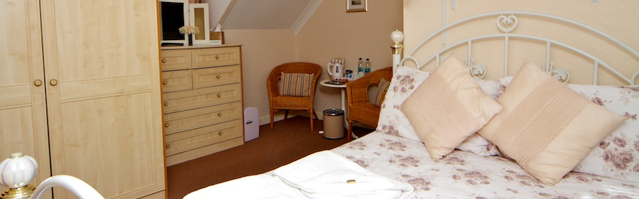 Cunard Guest House Bedroom 4